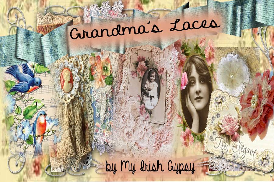 Grandmas laces