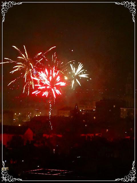 Tak witano Nowy Rok 2014 na Witolinie