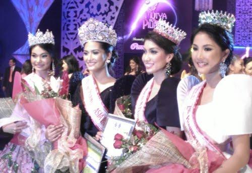 Mutya ng Pilipinas 2012 winners