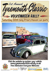 Tynemouth Classic VW Rally