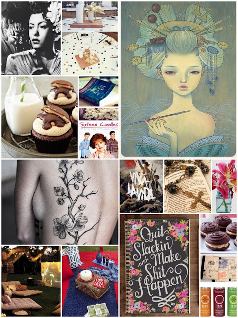 L Cordier Inspiration Board | cordier event planning