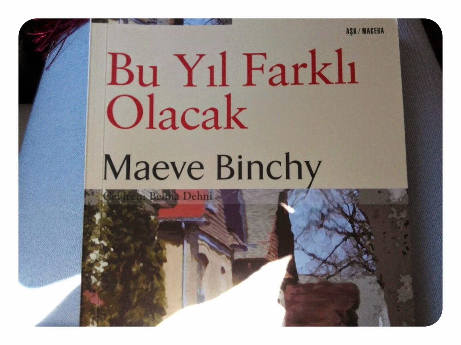 kitap roman maeve binchy