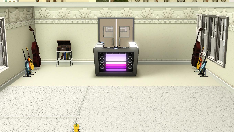 sims 3 music