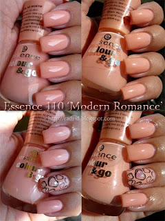 Essence colour&go 110 Modern Romance