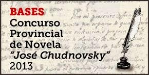 CONCURSO NOVELA CHUDNOVSKY 2013