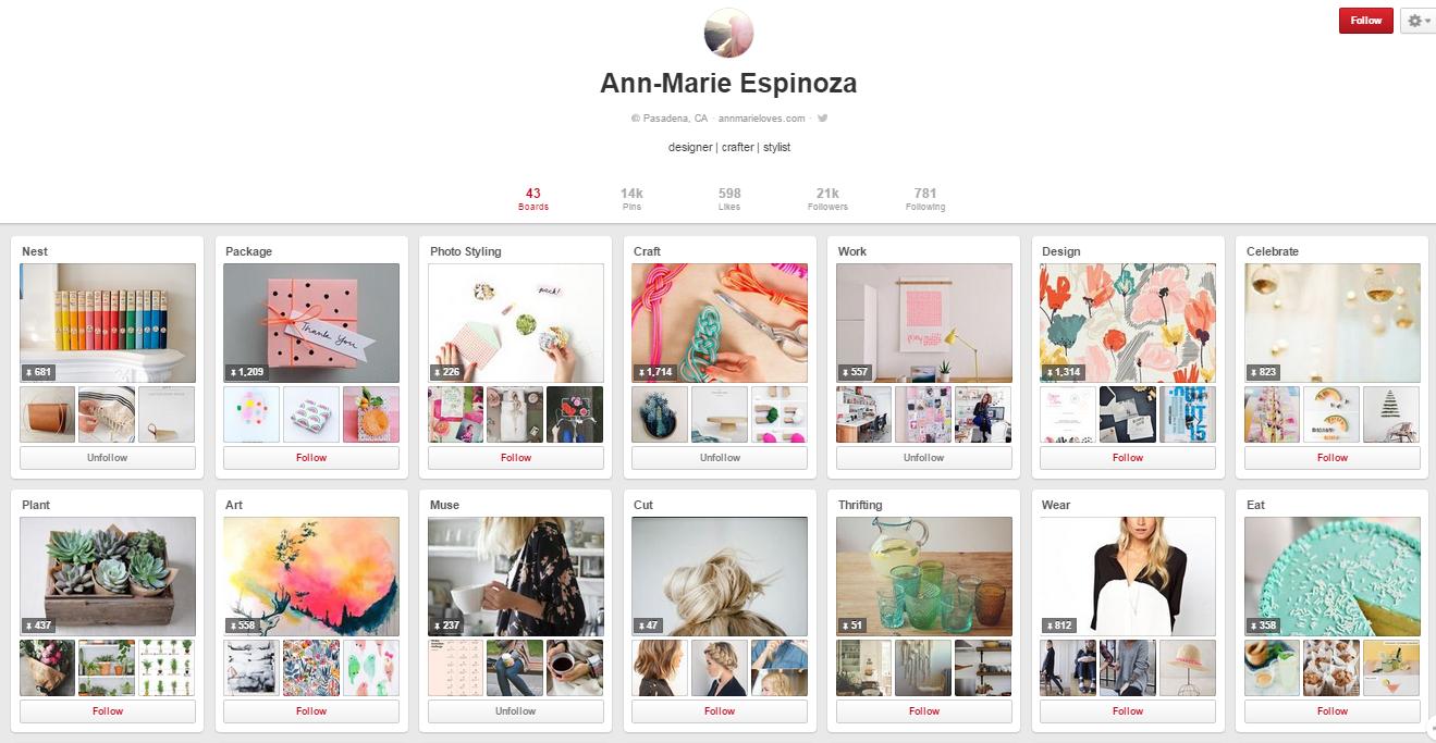Ann-Marie Espinoza instagram