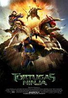 Las Tortugas Ninja (2014) DVDRip Latino