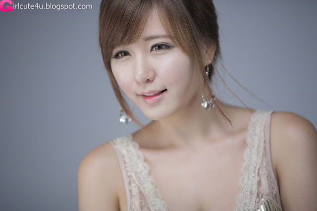 Ryu-Ji-Hye-V-Neck-Sequin-Dress-05-very cute asian girl-girlcute4u.blogspot.com