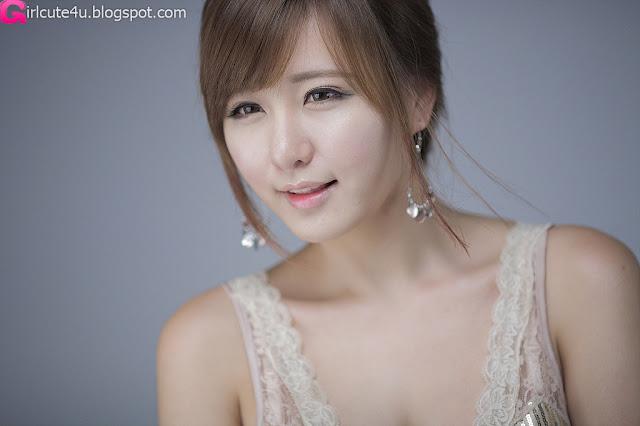 Ryu-Ji-Hye-V-Neck-Sequin-Dress-05-very cute asian girl-girlcute4u.blogspot.com