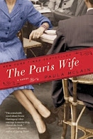 The Paris Wife, Paula McLain cover