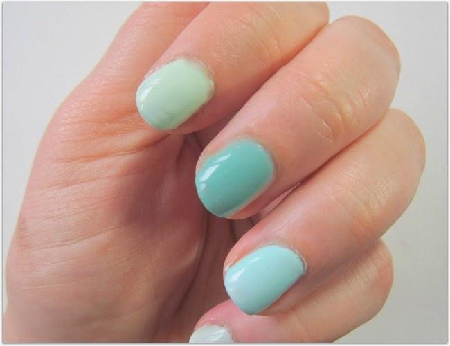Spring Nails Trend 2014: Green