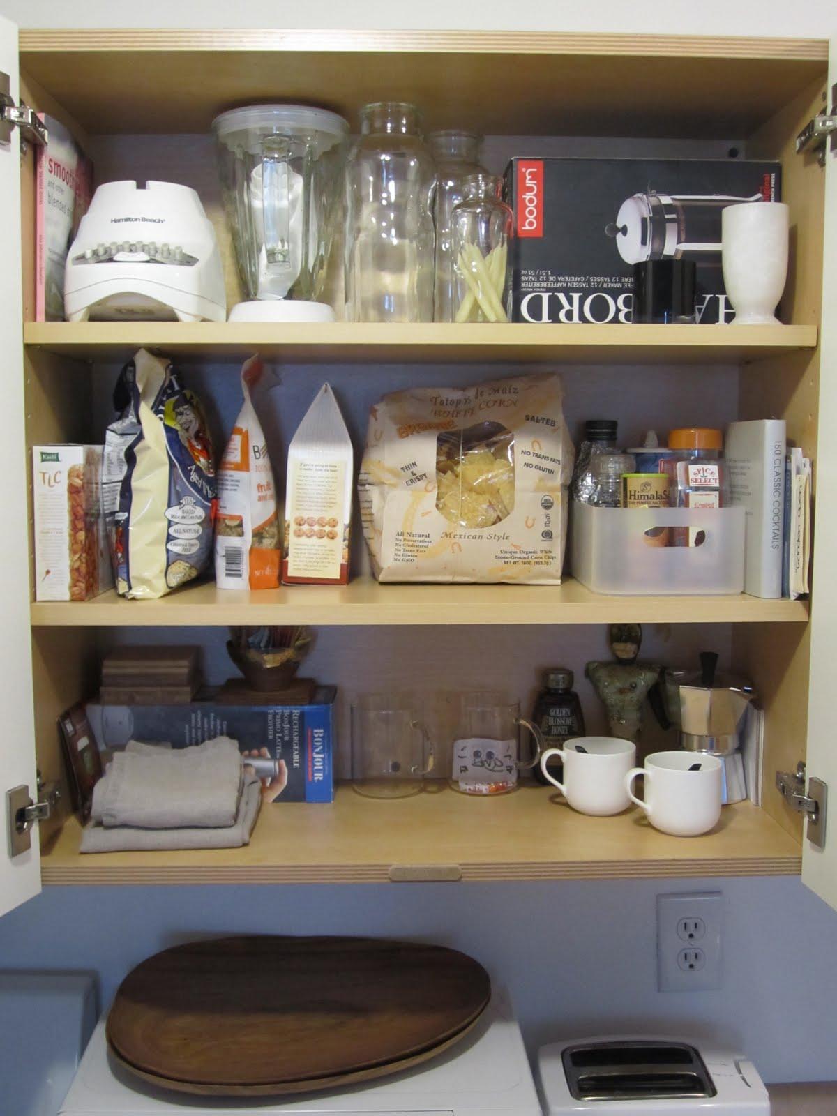 Kitchen CabiInside