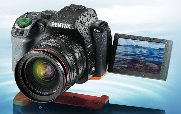 Pentax KS-2 review, Pentax KS-2 weather-resistant, dust proof camera, Full HD video, creative filters, HDR mode, Wi-Fi built-in, NFC, Ricoh camera