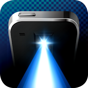 LED Flashlight + Clock APK