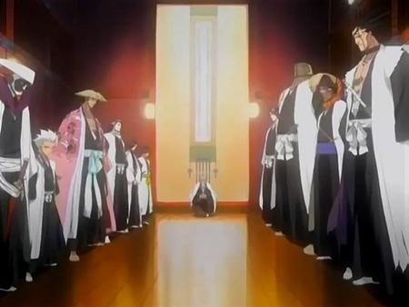 13 หน่วยพิทักษ์ (13 Court Guard Squads / Gotei 13) @ Bleach