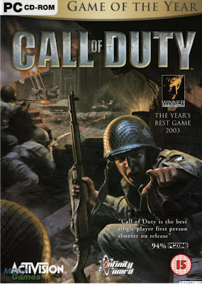 Juego Call Of Duty  1 Link    Ocmprimido    Pc