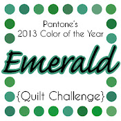 Pantone Emerald Challenge