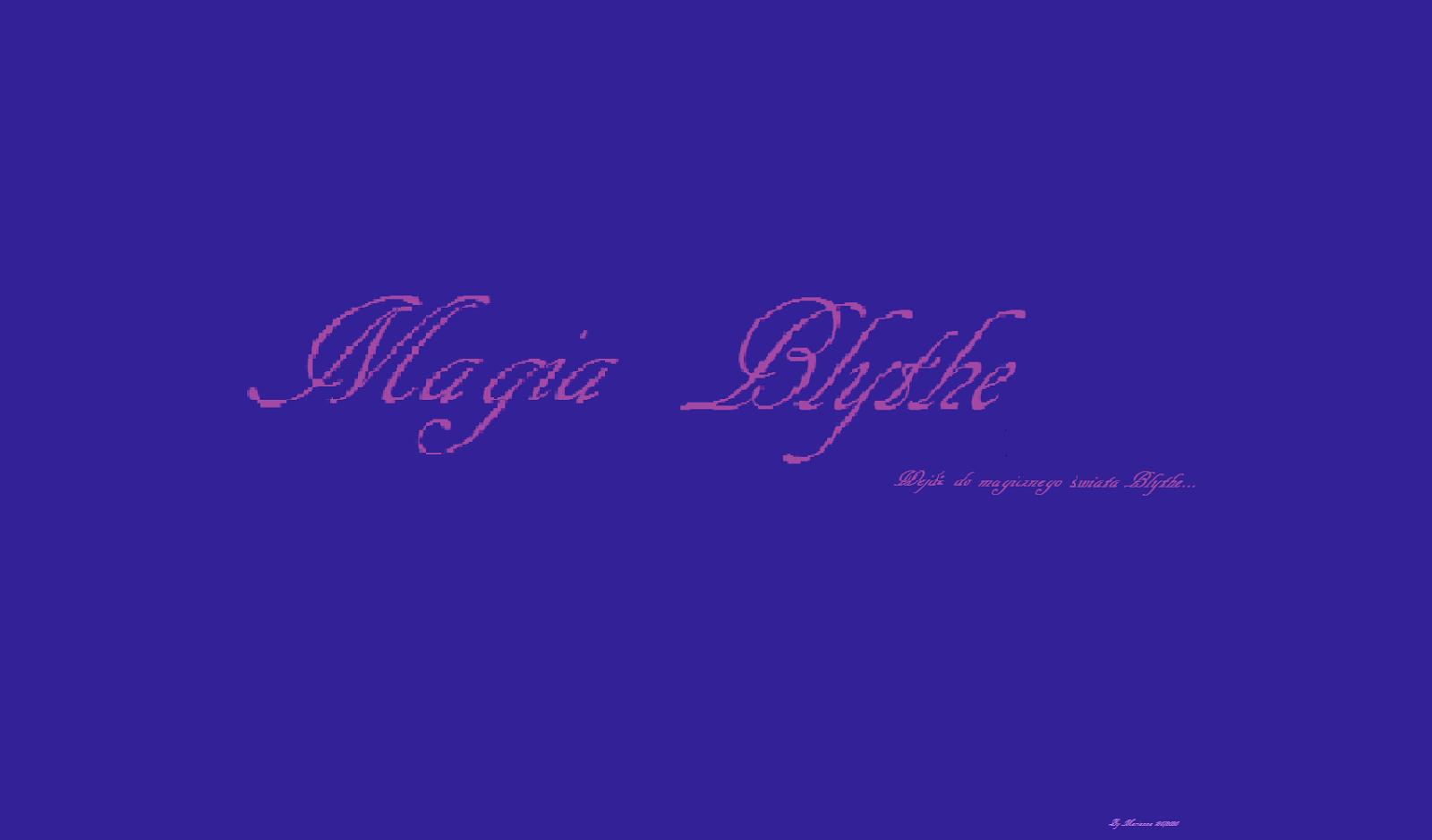 Magia Blythe
