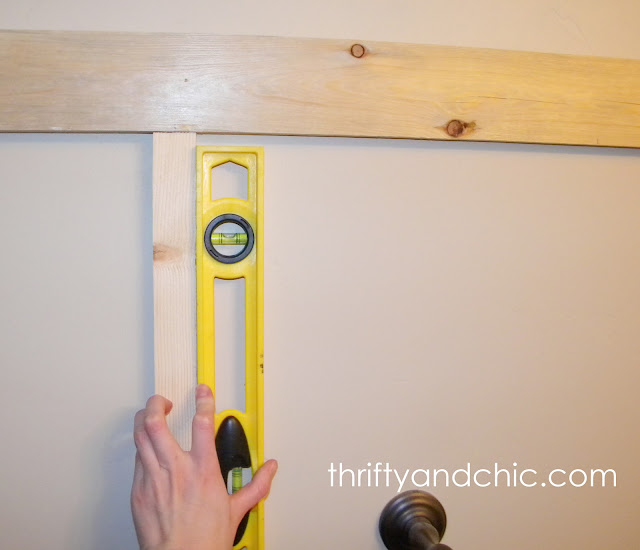 DIY Board and Batten -This bathroom was done for only $11!