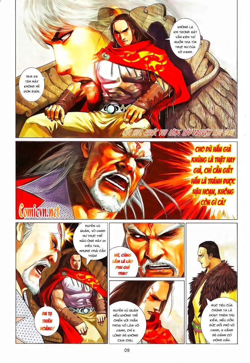 Phong Vân chap 644 Trang 10 - Mangak.info