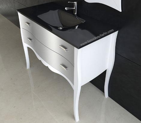 Aranjuez con patas vintage tu cocina y ba o for Mueble de cocina vintage