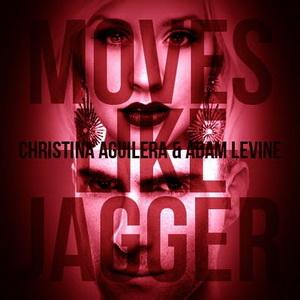 Maroon 5 - Moves Like Jagger Lyrics