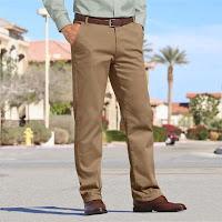 Pantaloni slack lung.int. 71 cm