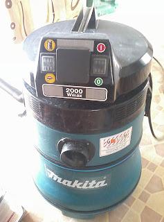 Строительный пылесос - Makita 440 фото