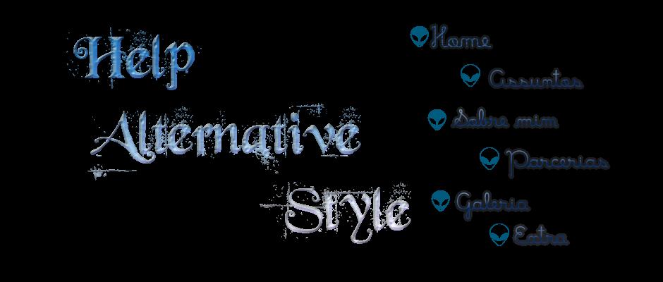 Help Alternative Style