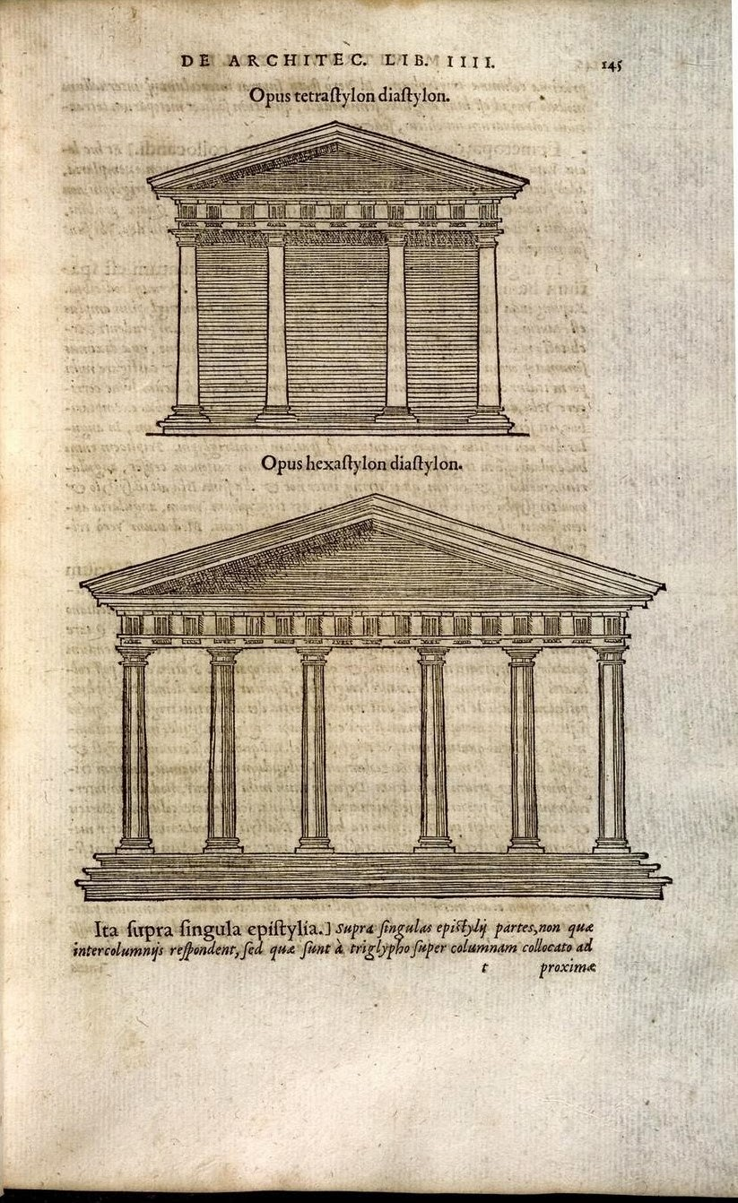 vitruvius annotation Vitruvius described the human figure as being the principal source of proportion among the classical orders of architecture vitruvius determined that the ideal body should be eight heads high leonardo 's drawing is traditionally named in honor of the architect.