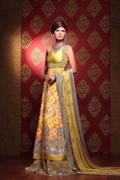 Fashion Designing Pakistani Dresses Pictures