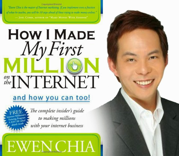 How I Made My First Million on the Internet by Ewen Chia