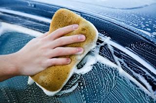 Como lavar bem o seu carro