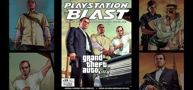 Revista PlayStation Blast Nº15 Capapost_playstationblast_n15