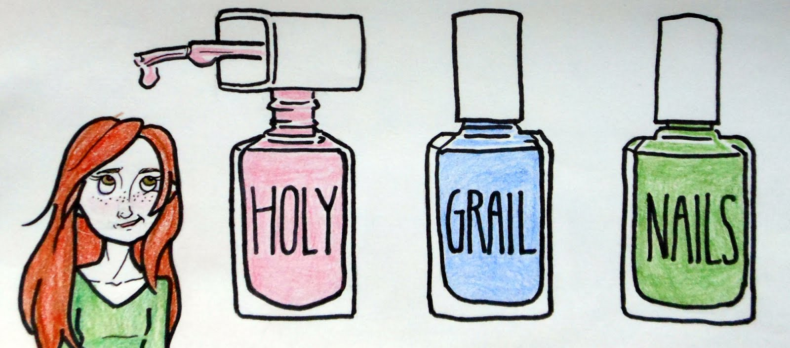 Holy Grail Nails