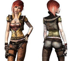 Gearbox Borderlands 2 Lilith Open Casting Call