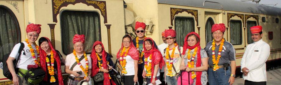 Palace on Wheels | India Luxury Train Tour | the Indian Maharaja