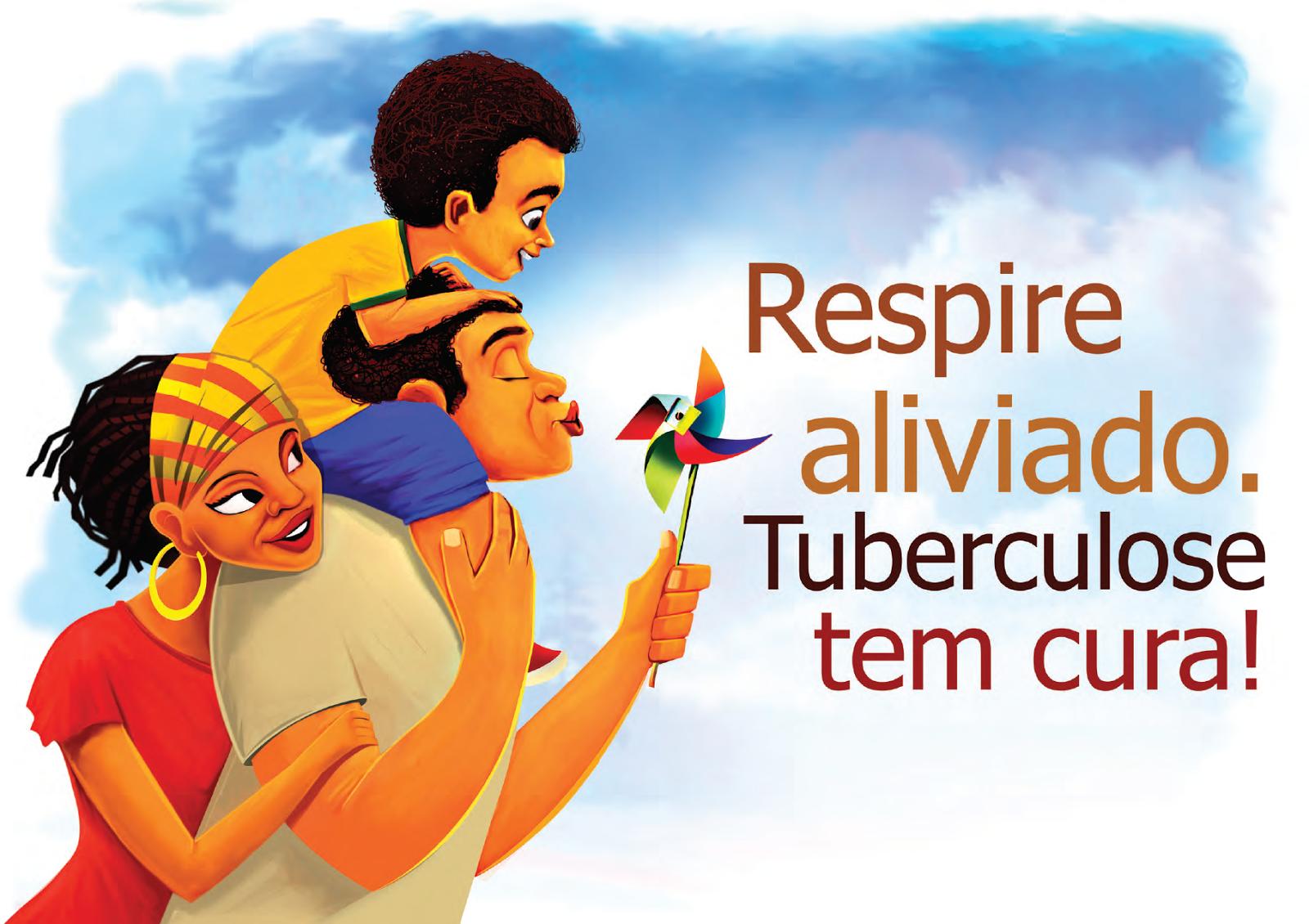 Tuberculose tem cura.
