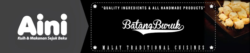 #traditional malay product / halal frozen foods