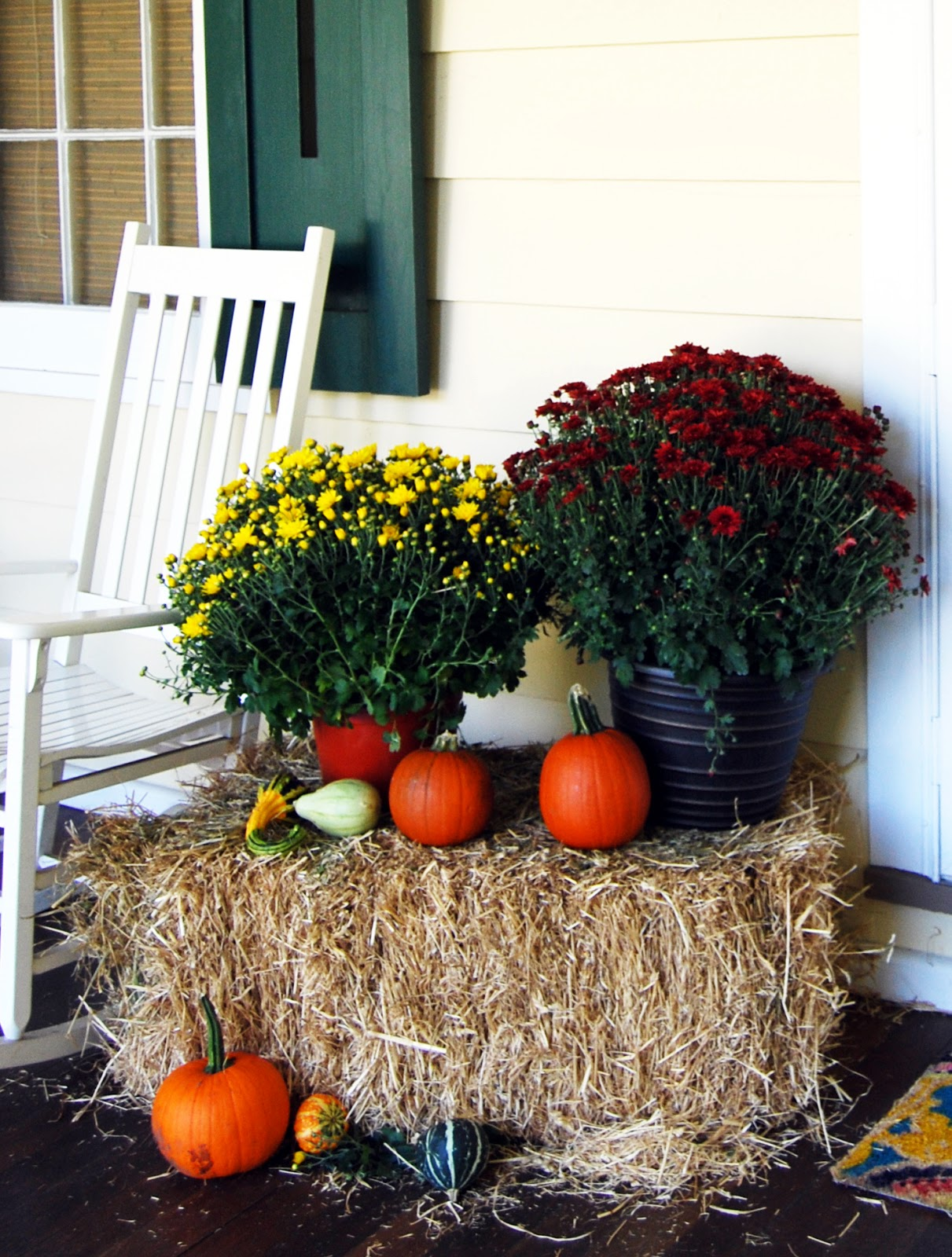 Easy outdoor fall decorating ideas - 25 Most Popular Christmas Decorations