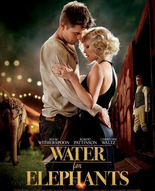 Water for Elephants movie posters at movie poster