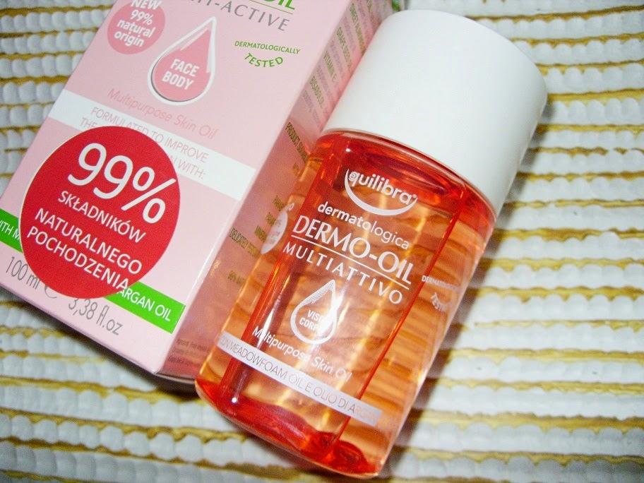 Recenzja: Olejek specjalistyczny Dermo-Oil, Equilibra