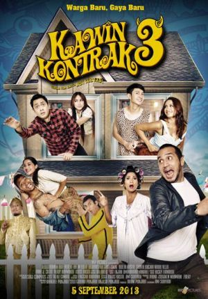Kawin Kontrak 3 Full Movie