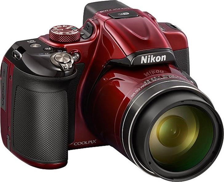 Harga & Spesifikasi Kamera Nikon Coolpix P600 16 MP