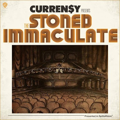 Photo Curren$y - The Stoned Immaculate Picture & Image