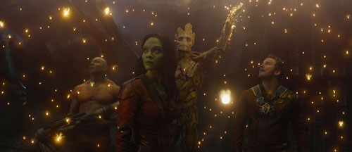 Official Guardians of the Galaxy 2 Title Revealed