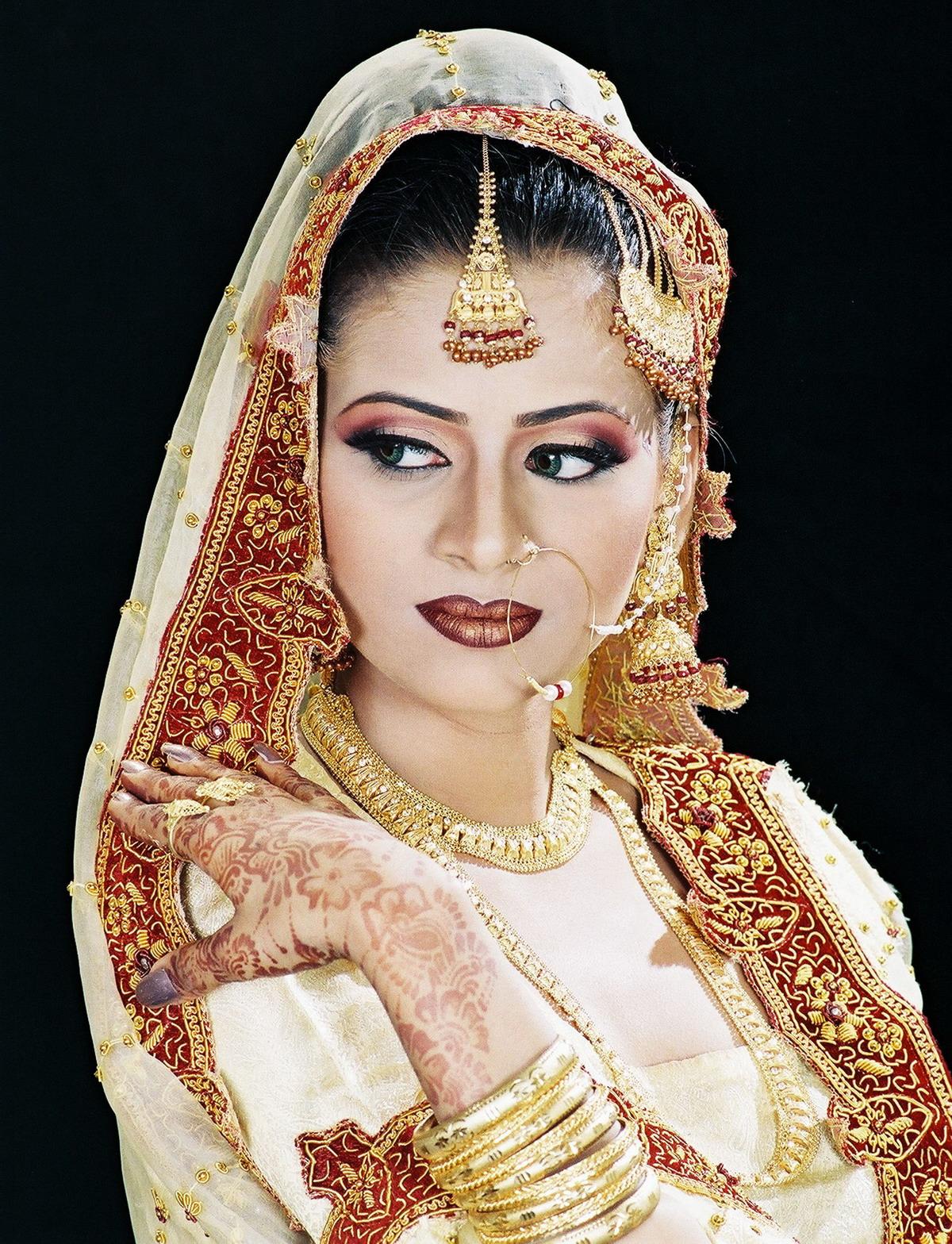 Indian Bridal Makeup Pakistani