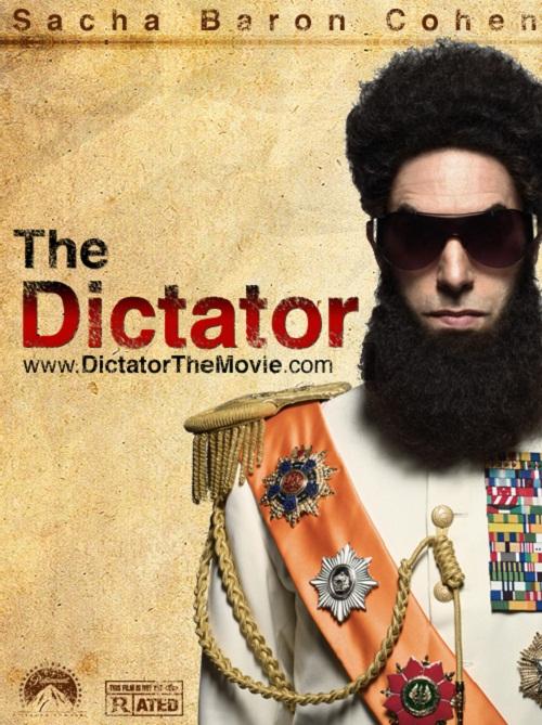 ตัวอย่างหนังใหม่ : The Dictator จอมเผด็จการ (ตัวอย่างที่ 2) ซับไทย