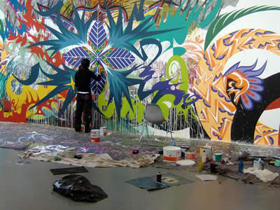 Famous Graffiti Artists