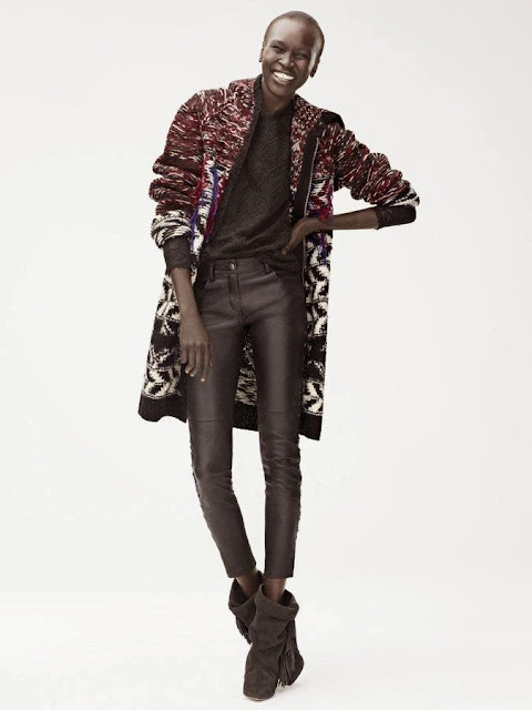 Isabel Marant for H+M Leaked Lookbook Photos